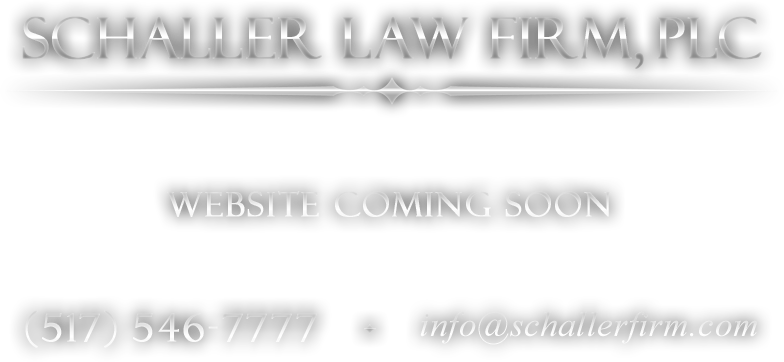 Schaller Law Firm, PLC